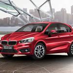 BMW100周年記念、第4弾は2シリーズ アクティブツアラー|BMW