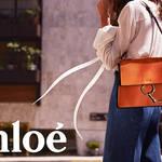 クロエを代表するアイコンバッグ「FAYE」新キャンペーンビジュアル登場|Chloé