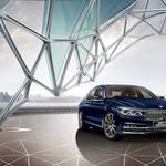 さらに上質な7シリーズの特別限定車 BMW