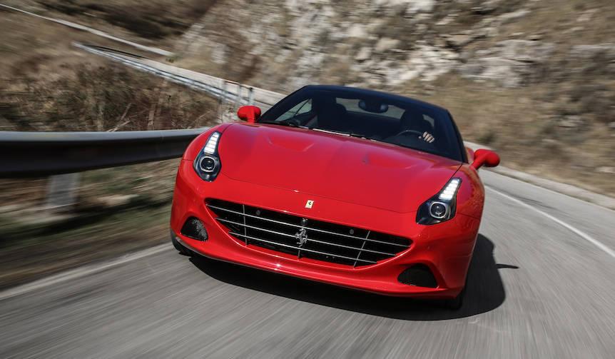 フェラーリ カリフォルニア T ハンドリング スペチアーレにイタリアで試乗|Ferrari