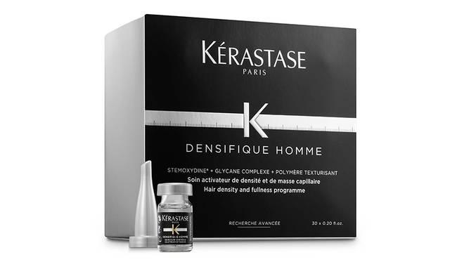 ケラスターゼからメンズヘアケア「デンシフィック オム」誕生|KÉRASTASE