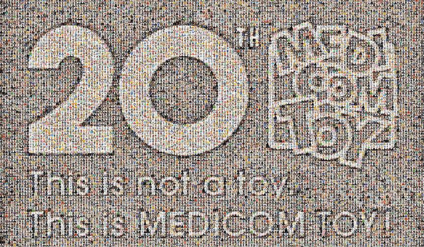 メディコム・トイのコンセプトストアが表参道ヒルズにオープン|MEDICOM TOY