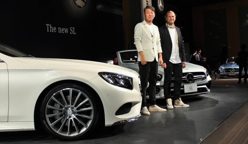 メルセデス・ベンツ日本、オープンモデル3種発売|Mercedes-Benz