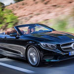 メルセデスのフラッグシップオープン「Sクラス カブリオレ」に試乗 Mercedes-Benz