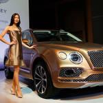 ベントレー史上初のSUV「ベンテイガ」日本上陸|Bentley
