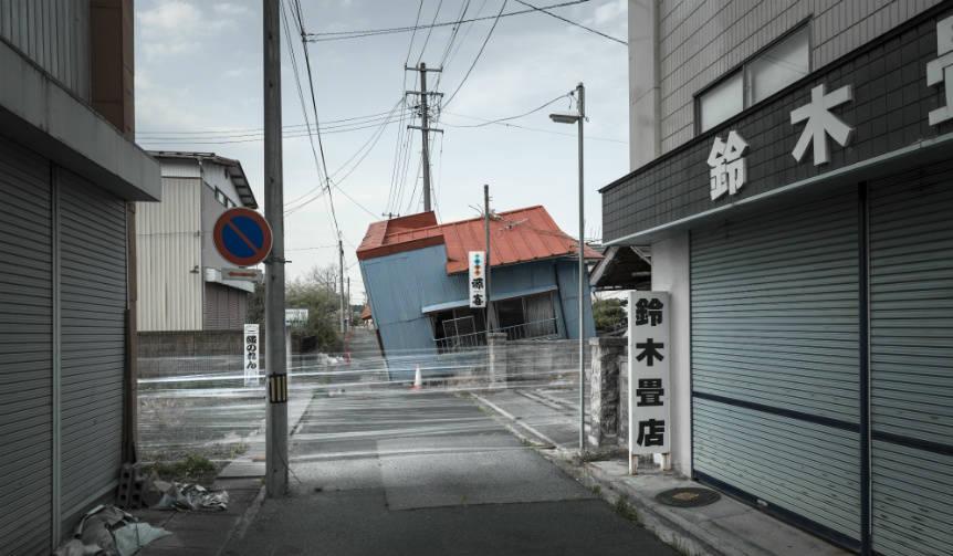 時が止まった「福島」を記録した写真展が開催 ART