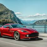 「ヴァンキッシュ ザガート コンセプト」世界初公開|Aston Martin