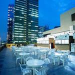 夏の風物詩「天空のビアガーデン 肉テラス」が期間限定オープン|HILTON TOKYO