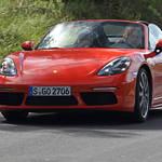 ポルシェ 718ボクスターに試乗|Porsche