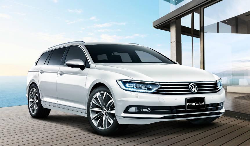 パサート ヴァリアントに、日本専用の特別限定車登場|Volkswagen