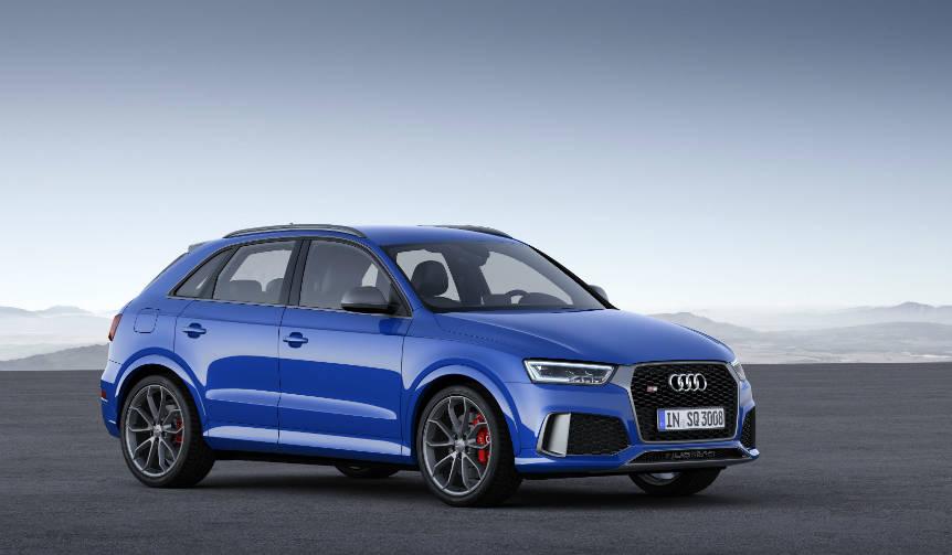 アウディRSモデルの性能をさらに高めた「RS performance」モデルを発表|Audi