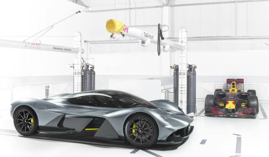 アストンマーティン、レッドブル・レーシングとコラボレーションしたハイパーカーを発表|Aston Martin