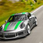 991台の限定モデル ポルシェ911Rに試乗|Porsche