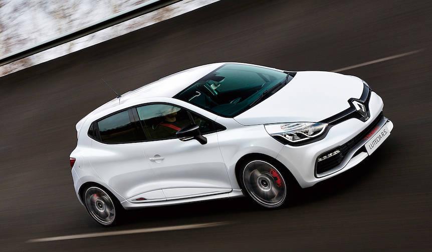 レザースポーツシートを装備したルーテシアの最上級スポーツモデルを限定発売|Renault
