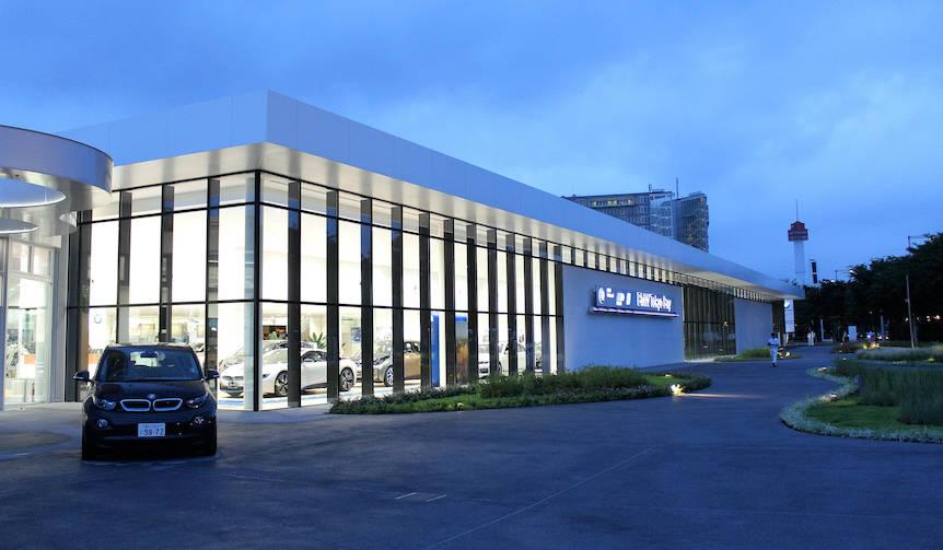 BMW GROUP Tokyo Bayグランドオープン|BMW & MINI