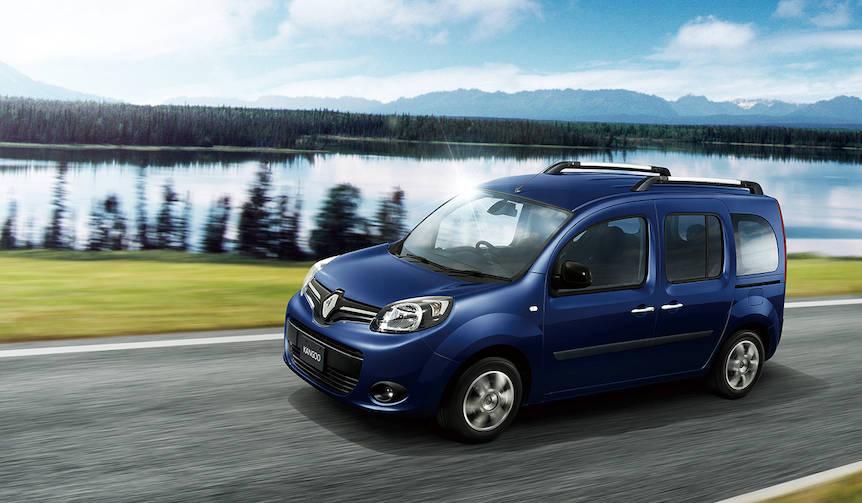 ルノーカングーに新パワートレーン追加 Renault