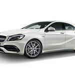 Aクラスの特別仕様車「A 45 4MATIC Racing Edtion」を発表|Mercedes-AMG