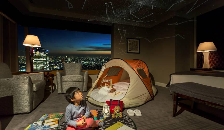 ザ・リッツ・カールトンが子ども向け宿泊プログラムを開始|THE RITZ-CARLTON