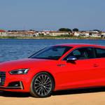 新型アウディ A5 & S5 クーペに試乗|Audi