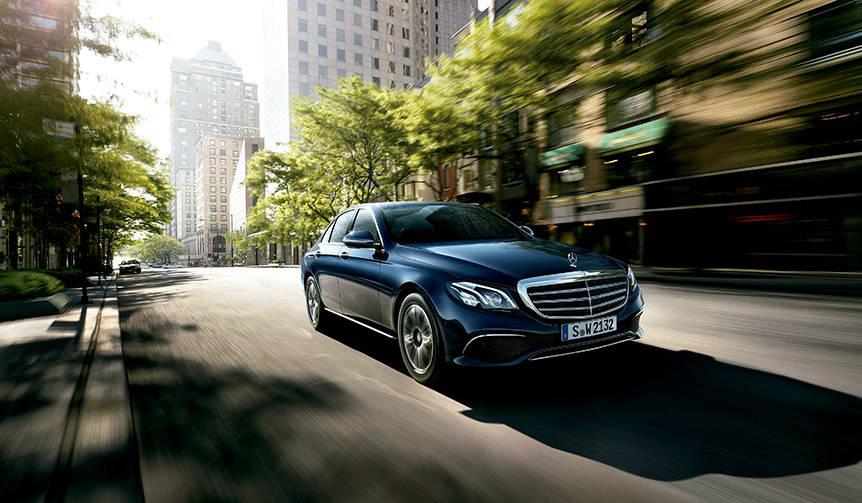 メルセデス・ベンツ、新型Eクラスを日本で発表|Mercedes-Benz