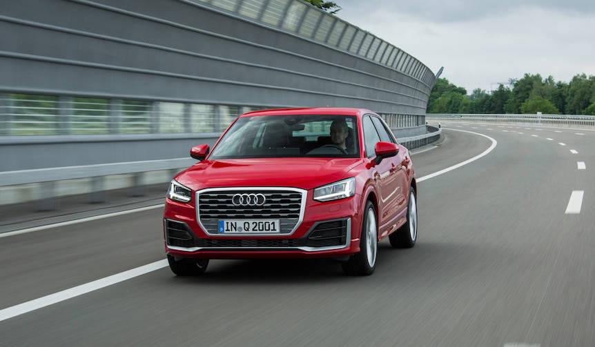 アウディの新たなるコンパクトSUV、Q2に試乗|Audi
