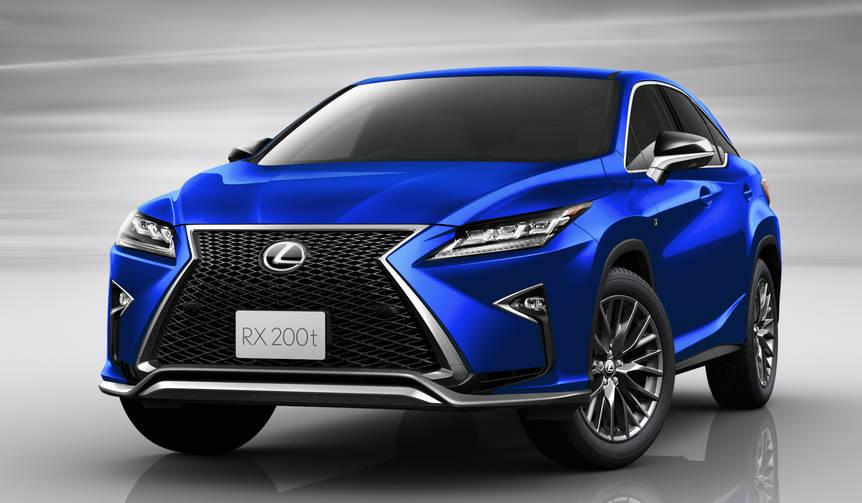 レクサス新型RXのF Sportに2WDモデルを追加|Lexus
