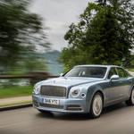 新型ベントレー ミュルザンヌに試乗|Bentley