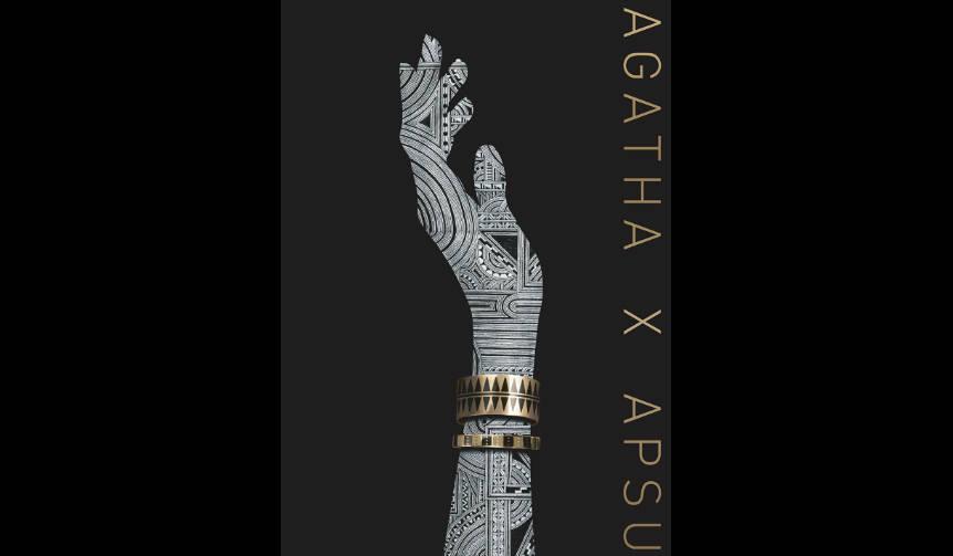 アガタ パリが京都の文様作家「アプスー」とコラボレーション|AGATHA PARIS