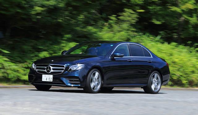 日本に上陸した新型メルセデス・ベンツEクラスに試乗|Mercedes-Benz