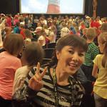 キネコ映画祭に、ライブに…大忙しの日々|戸田恵子