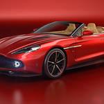 「ヴァンキッシュ ザガート」のオープンモデルが登場|Aston Martin