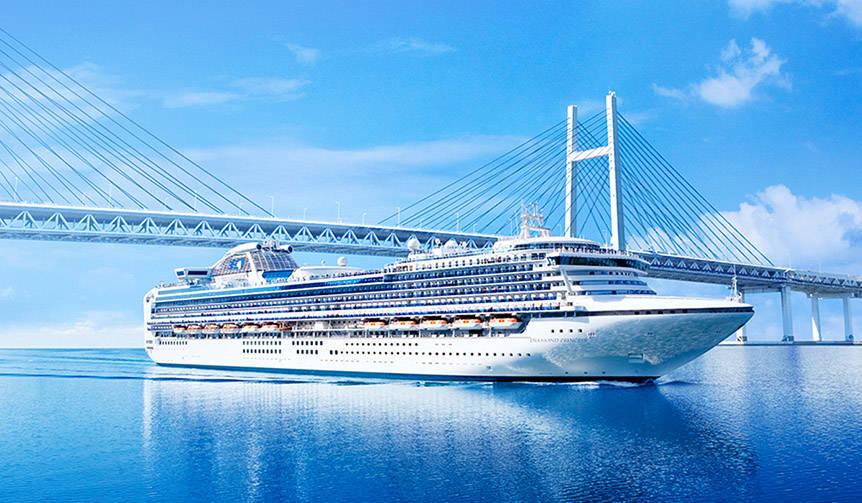 プリンセス・クルーズが熊本県八代港にて復興支援を実施|PRINCESS CRUISES