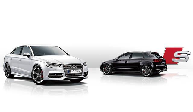 アウディS3にスポーティな限定モデルが登場|Audi