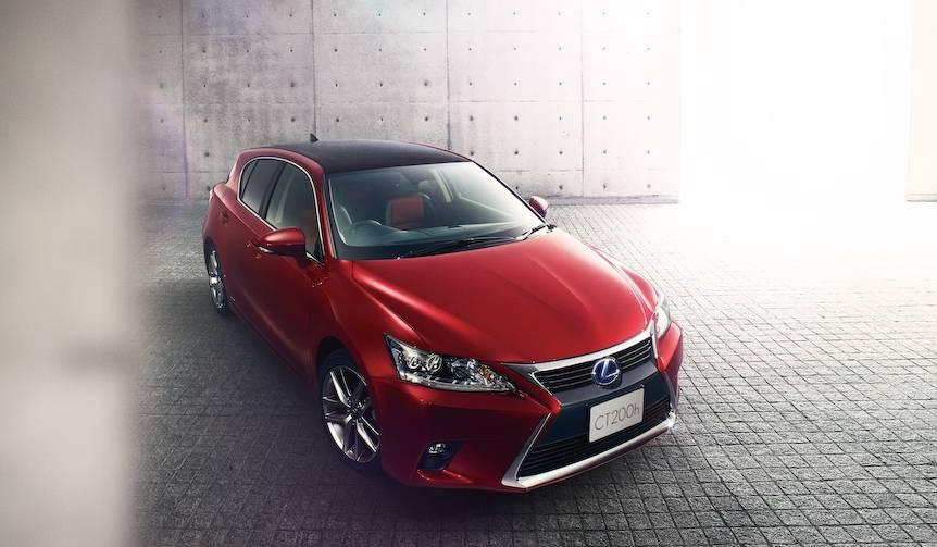 レクサスCTにクールな雰囲気を醸し出す特別仕様車|Lexus