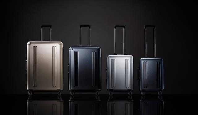 アメリカ生産のポリカーボネート製スーツケースが登場|ZERO HALLIBURTON