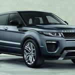 レンジローバー イヴォークの2017年モデルが登場|Land Rover