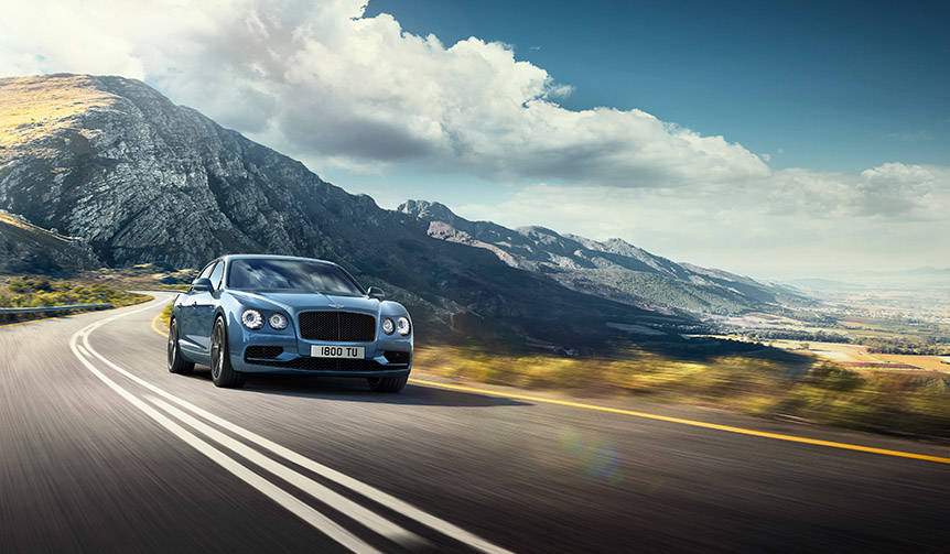 ベントレー最速のサルーン「フライングスパー W12 S」が登場|Bentley