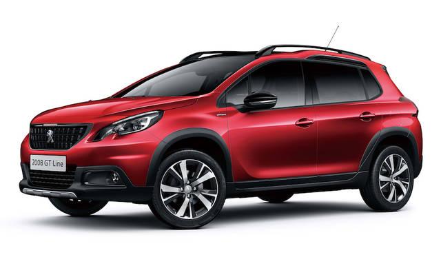 SUVルックを強化した「2008」がマイナーチェンジ|Peugeot
