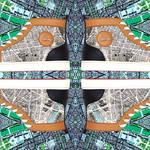 パリのマップ柄が特徴的な「Plan de Paris」コレクション登場|Christian Louboutin