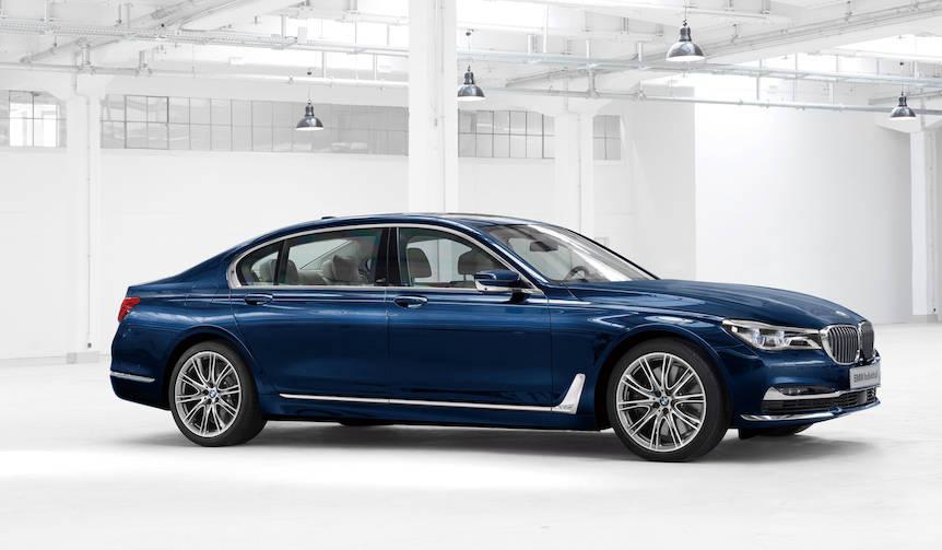 世界に100台、日本には3台しかない特別な7シリーズ|BMW