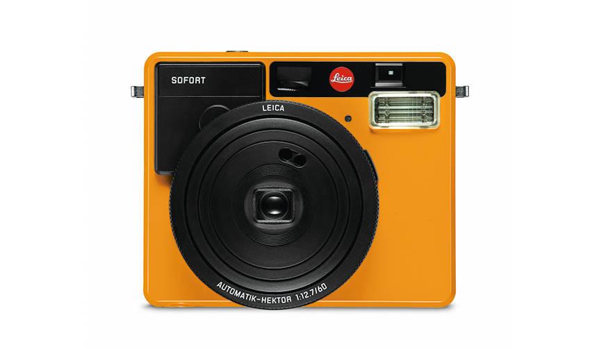 ライカ史上初のインスタントカメラ「ライカ ゾフォート」 LEICA