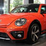 多彩になった新型ザ・ビートル Volkswagen