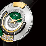 デルフィナ・デレトレズ・フェンディとのコラボウォッチを発表|Fendi Timepieces