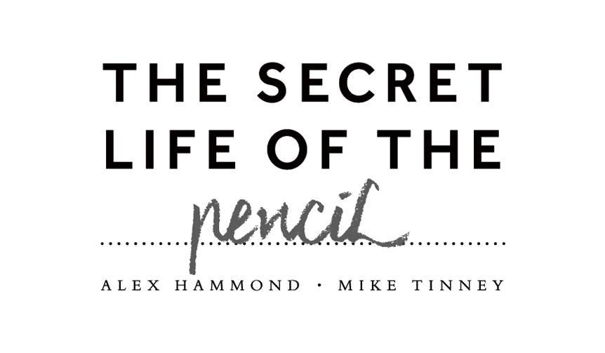 各界のクリエイター達が使用した鉛筆の写真展「THE SECRET LIFE OF THE PENCIL」 ART