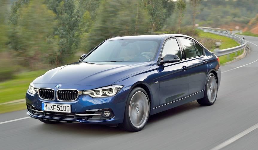 1.5リッター3気筒エンジンの3シリーズを導入|BMW