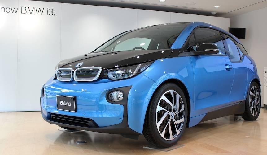 航続距離が飛躍的に伸びた新型i3を発売|BMW