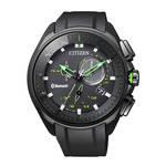 スマートフォンと繋がるアナログ腕時計「エコ・ドライブ Bluetooth」|CITIZEN