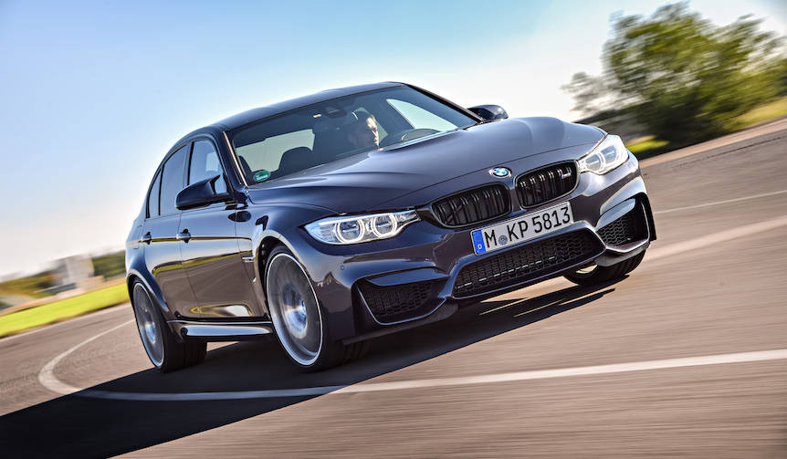 M3誕生30周年を記念した全世界500台限定モデル|BMW