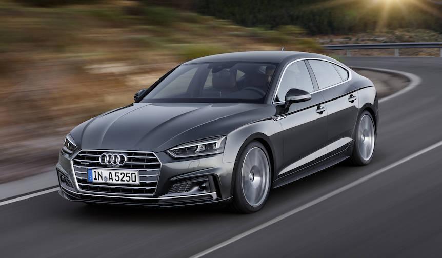 アウディ5ドアクーペのA5/S5スポーツバックが2世代目へ進化|Audi