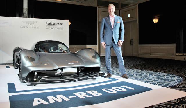 公道走行可能なハイパーカー「AM-RB001」日本初公開|Aston Martin
